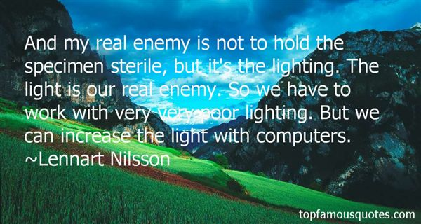 Lennart Nilsson Quotes