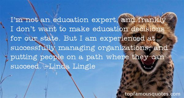 Linda Lingle Quotes