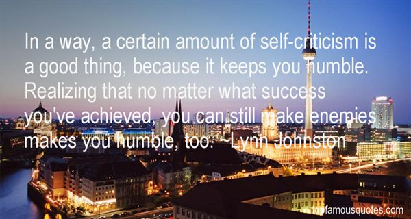 Lynn Johnston Quotes