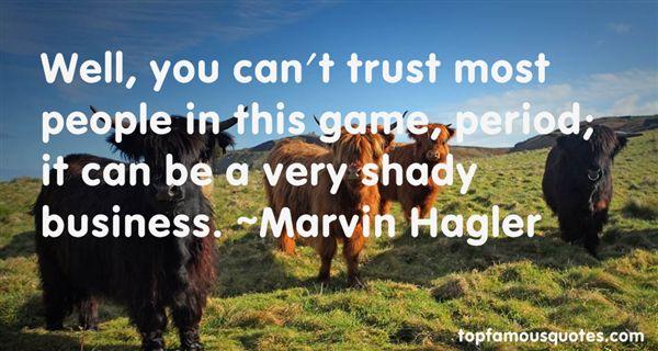 Marvin Hagler Quotes
