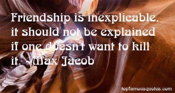 Max Jacob Quotes
