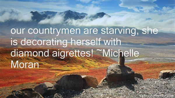 Michelle Moran Quotes