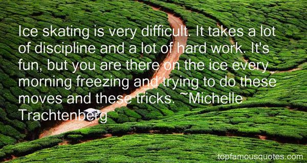 Michelle Trachtenberg Quotes