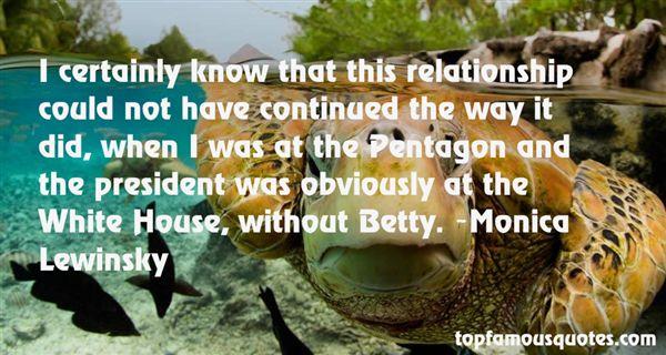 Monica Lewinsky Quotes