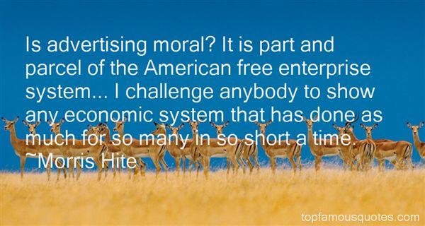 Morris Hite Quotes