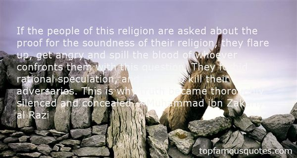 Muhammad Ibn Zakariya Al Razi Quotes