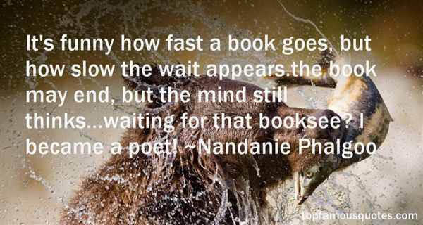 Nandanie Phalgoo Quotes