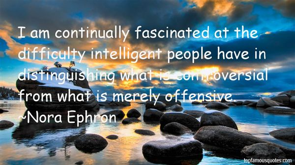 Nora Ephron Quotes