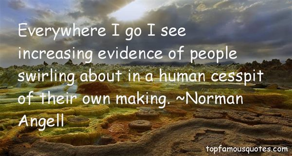 Norman Angell Quotes