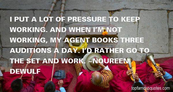 Noureen DeWulf Quotes