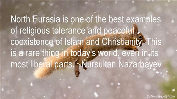 Nursultan Nazarbayev Quotes