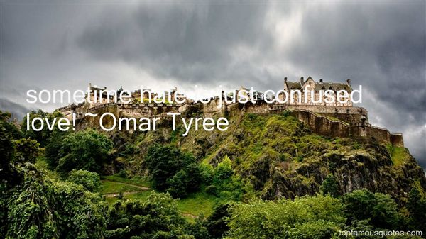 Omar Tyree Quotes