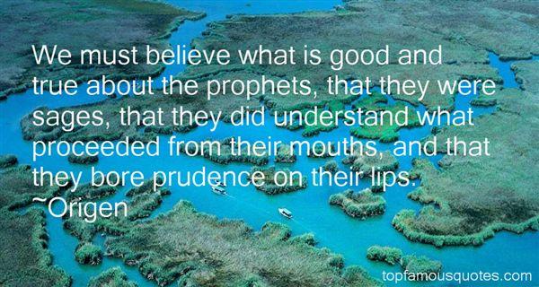 Origen Quotes