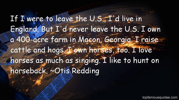 Otis Redding Quotes