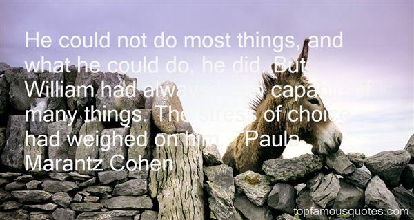 Paula Marantz Cohen Quotes