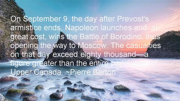 Pierre Berton Quotes
