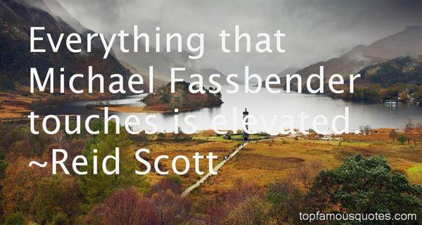 Reid Scott Quotes