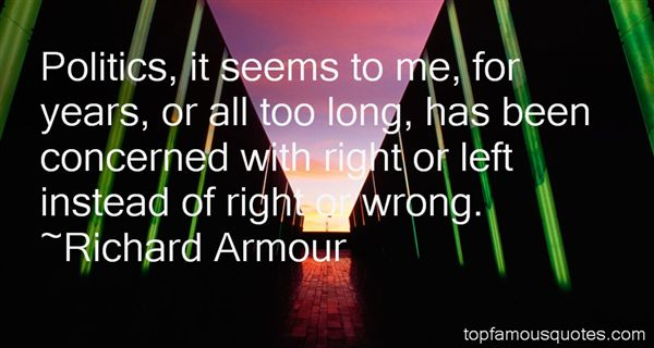 Richard Armour Quotes