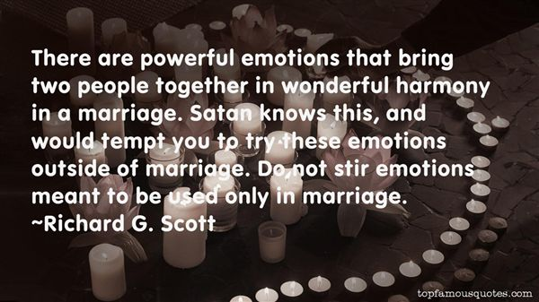 Richard G. Scott Quotes