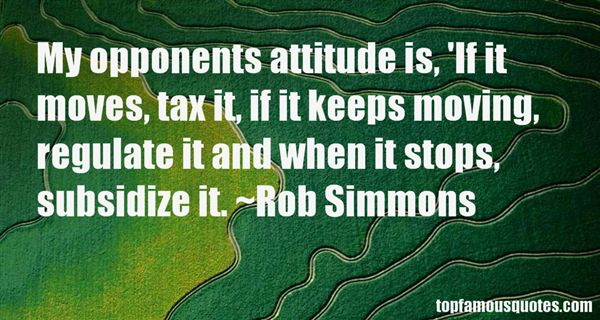 Rob Simmons Quotes