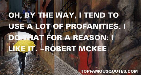 Robert McKee Quotes