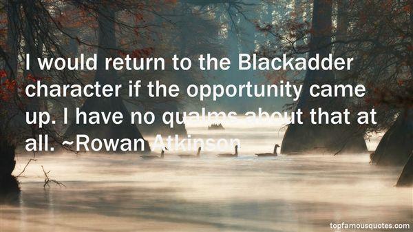 Rowan Atkinson Quotes