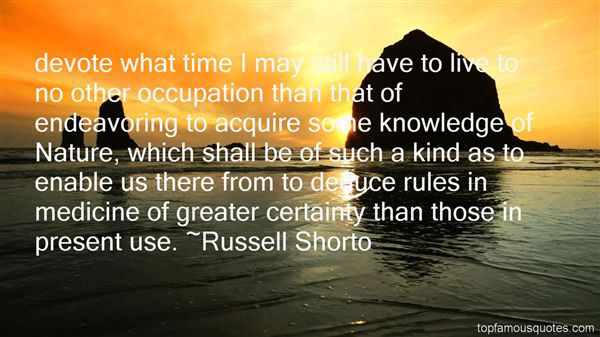 Russell Shorto Quotes