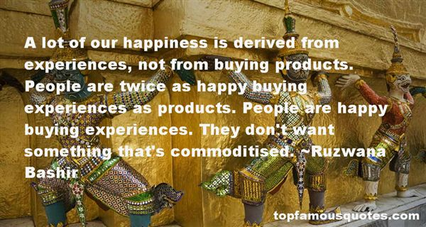 Ruzwana Bashir Quotes