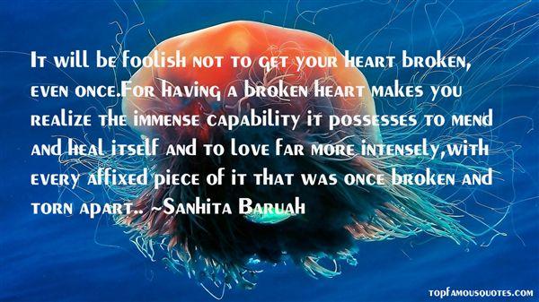 Sanhita Baruah Quotes