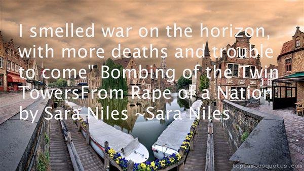 Sara Niles Quotes