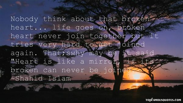 Shahid Islam Quotes