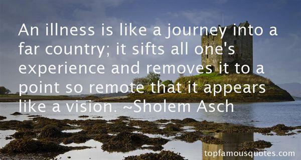 Sholem Asch Quotes