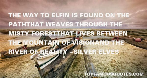 Silver Elves Quotes