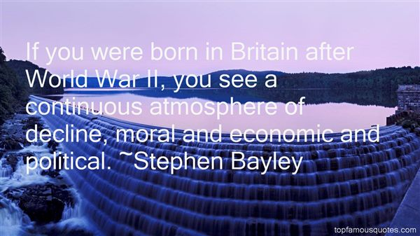 Stephen Bayley Quotes
