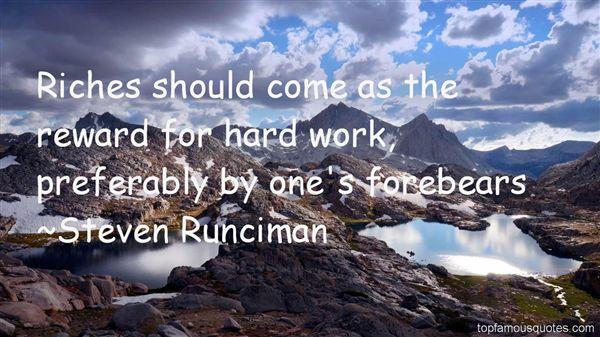 Steven Runciman Quotes