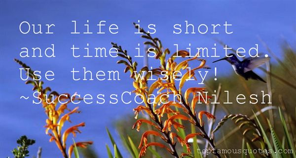 SuccessCoach Nilesh Quotes