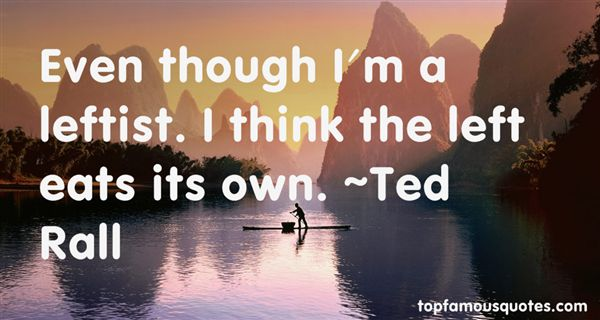 Ted Rall Quotes