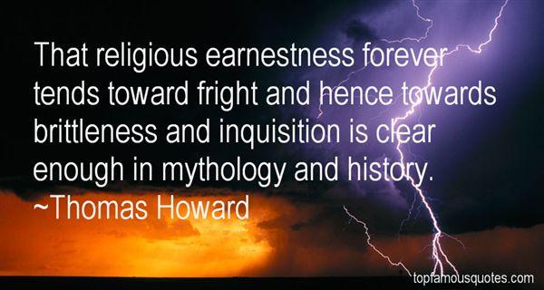 Thomas Howard Quotes