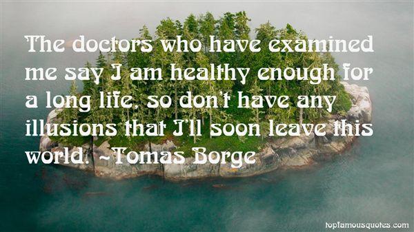 Tomas Borge Quotes
