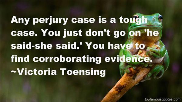 Victoria Toensing Quotes
