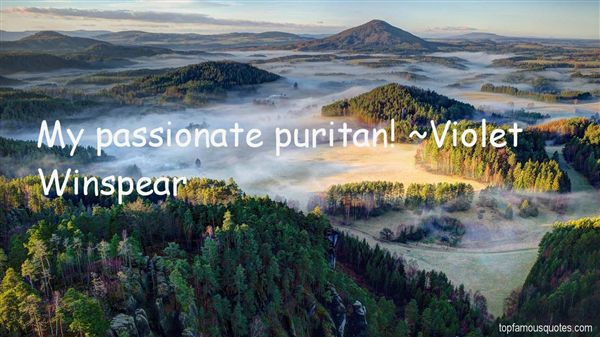Violet Winspear Quotes