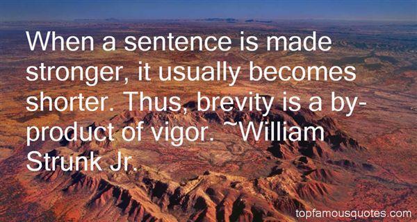 William Strunk Jr. Quotes