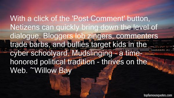 Willow Bay Quotes