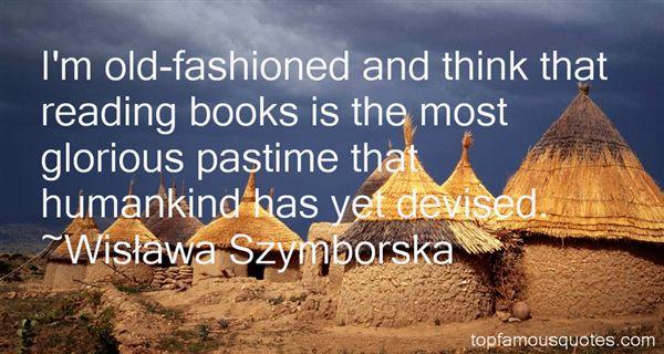 Wisława Szymborska Quotes