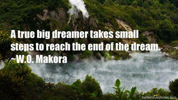 W.O. Makora Quotes