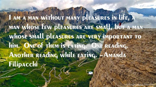 Amanda Filipacchi Quotes