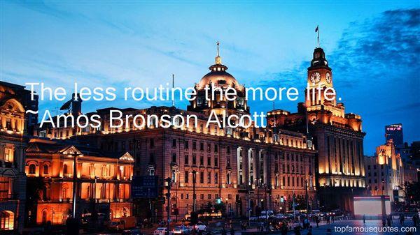 Amos Bronson Alcott Quotes