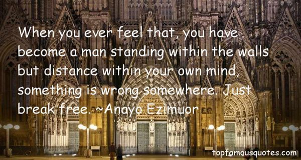 Anayo Ezimuor Quotes