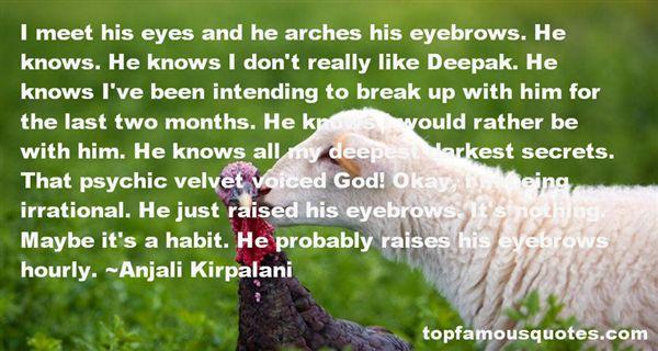 Anjali Kirpalani Quotes