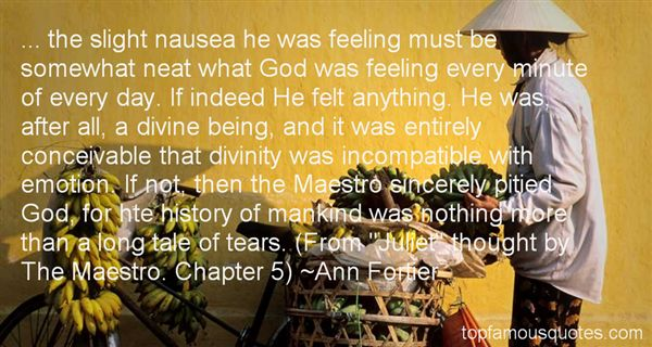 Ann Fortier Quotes
